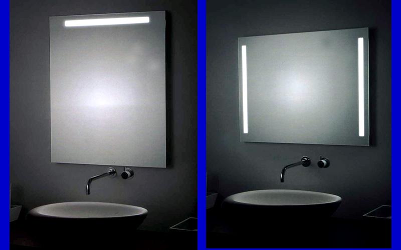 Badspiegel nach mass bavaria b der technik m nchen for Breite golf 6 mit spiegel