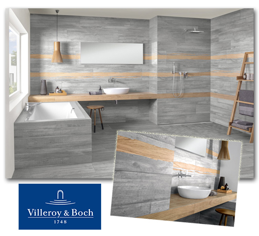 Villeroy und boch bad fliesen bordure das beste aus for Bad fliesen inspiration