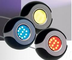 LED Leucht mit RGB-Farbwechsel