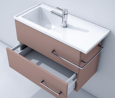 Waschtischplatte mit schublade gäste wc  Badmöbel und Waschtische in München - Bavaria Bäder-Technik