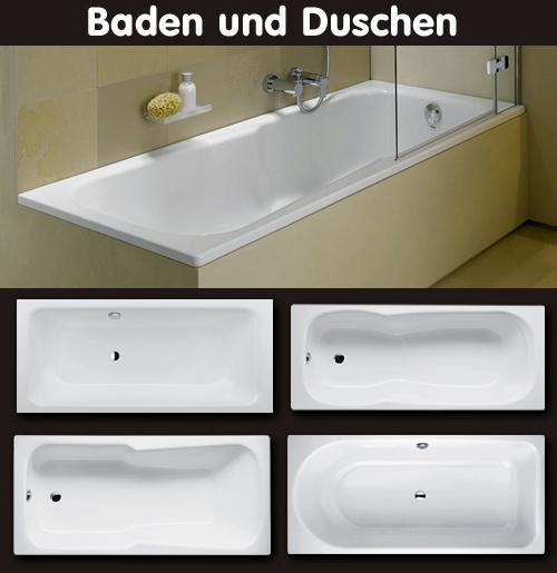 Duschwannen und badewannen bavaria b der technik m nchen for Badewannen mit duschzone