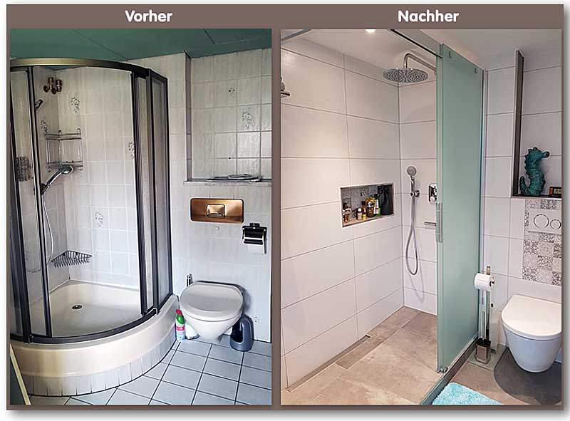 Badsanierung in München