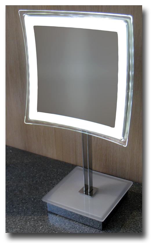 Beleuchteter Vergrösserungsspiegel Art.Nr.: 66555