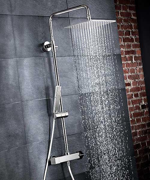 Duschpanel für die Dusche
