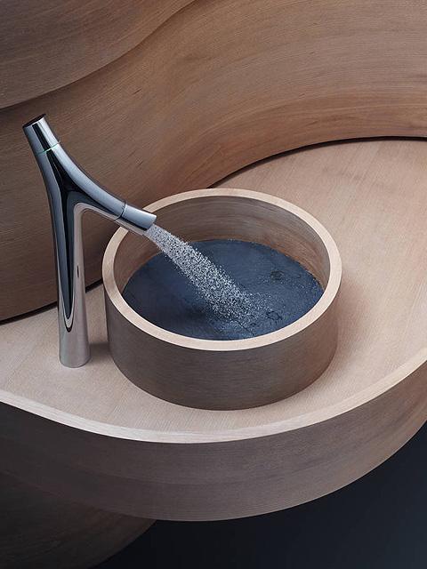 Hansgrohe Starck Organic Design-Armatur