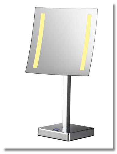 Kosmetikspiegel zum Stellen mit LED Licht Art.Nr.: SK3800
