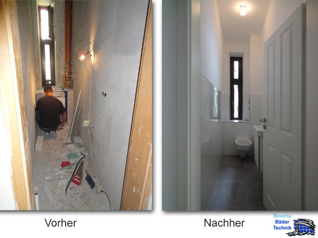 Badumbau U Badsanierung In Munchen Von Bavaria Bader Technik
