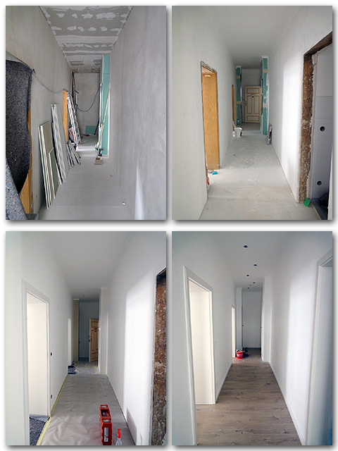 Wohnung renovieren in m nchen wohnungsrenovierung - Flur renovieren ...